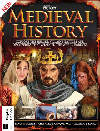 All About History - Book Of Medieval History 3rd Edition