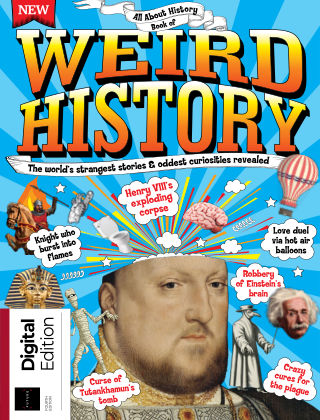 All About History Book of Weird History Fourth Edition