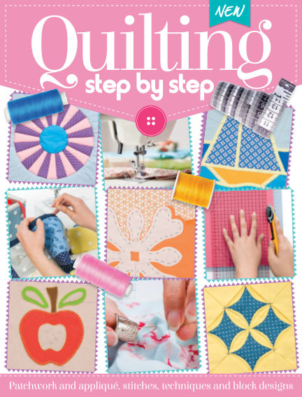 Quilting Step by Step January 21, 2017 00:00