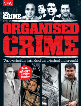 Real Crime Book Of Organised Crime 1st Edition