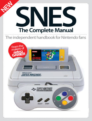 SNES The Complete Manual 1st Edition