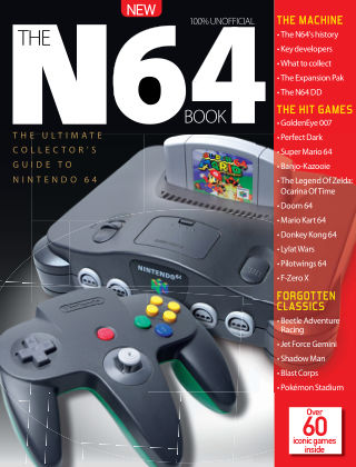 The N64 Book 1st Edition