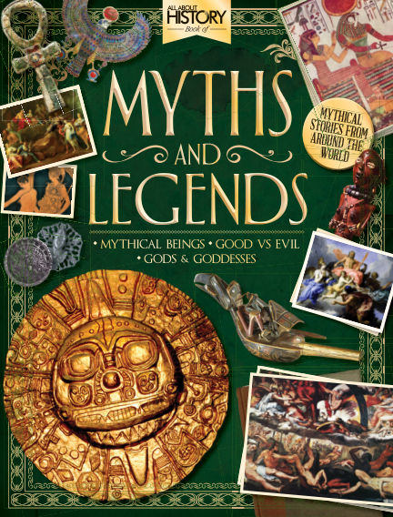 All About History Book Of Myths & Legends January 28, 2017 00:00