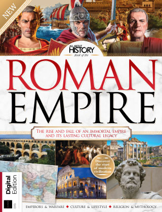 All About History Book Of The Roman Empire 4th Edition