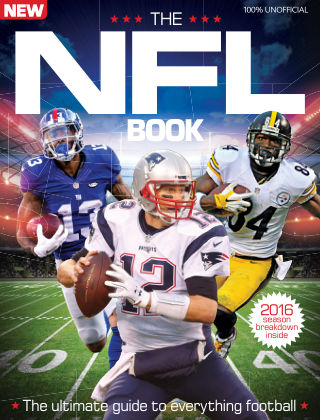 The NFL Book 1st Edition