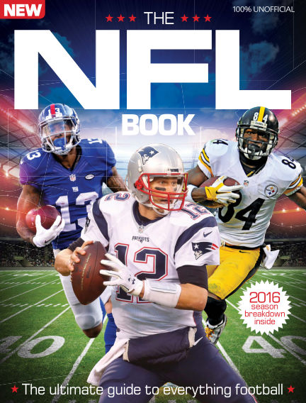 The NFL Book January 28, 2017 00:00