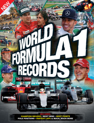 World Formula 1 Records Book 1st Edition