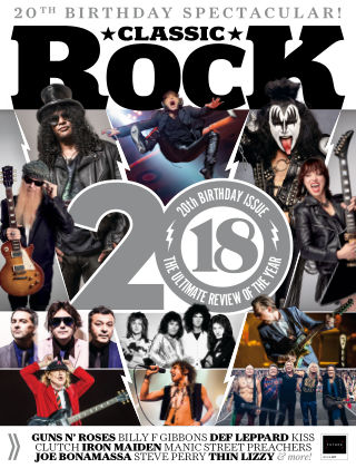 Classic Rock Issue 257