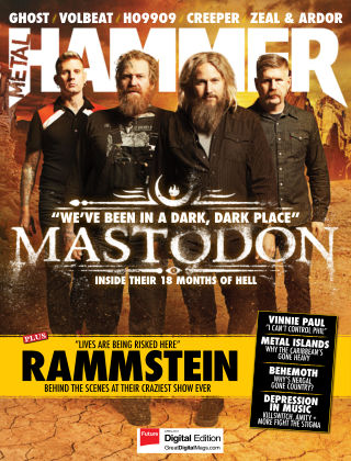 Metal Hammer Issue 294