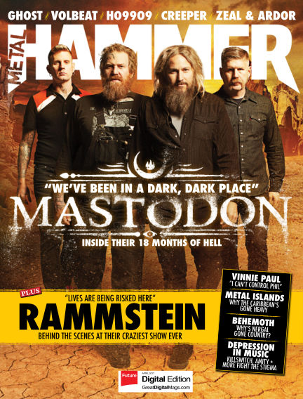 Metal Hammer March 10, 2017 00:00