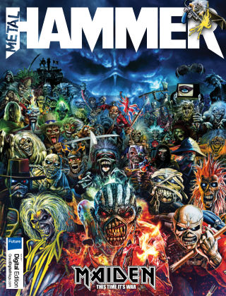 Metal Hammer Issue 295