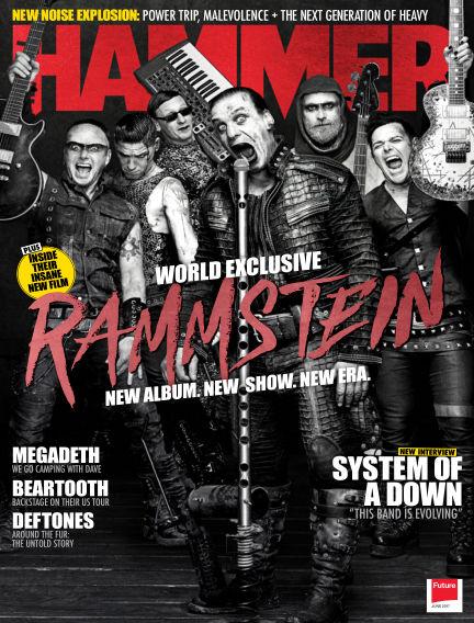 Metal Hammer May 03, 2017 00:00