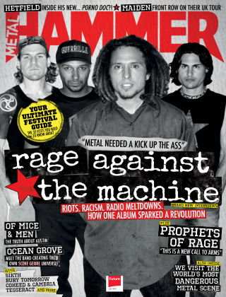 Metal Hammer Issue 297