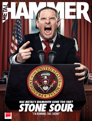 Metal Hammer Issue 298