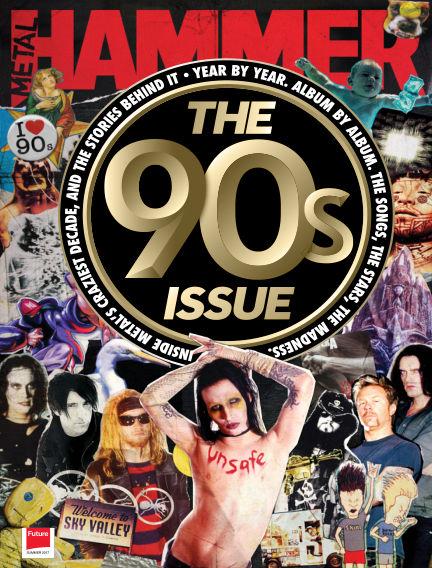 Metal Hammer July 25, 2017 00:00