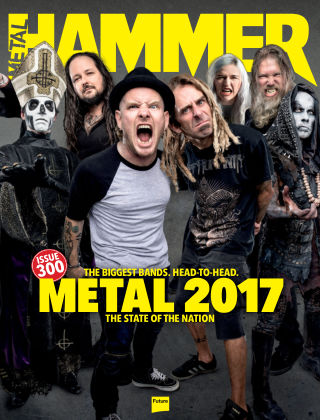 Metal Hammer Issue 300