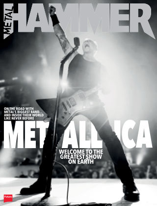 Metal Hammer Issue 301