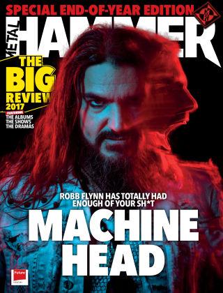 Metal Hammer January 2018