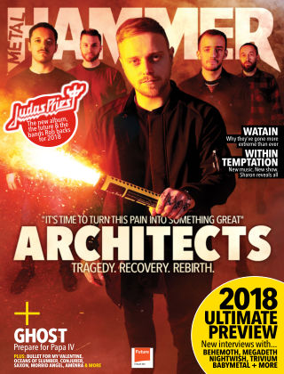 Metal Hammer February