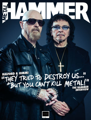 Metal Hammer April
