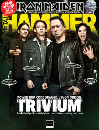 Metal Hammer May 2018