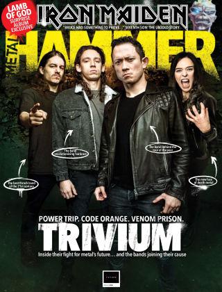 Metal Hammer May 2018