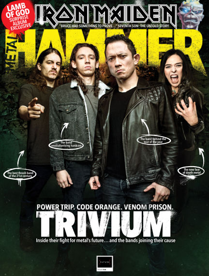 Metal Hammer March 29, 2018 00:00