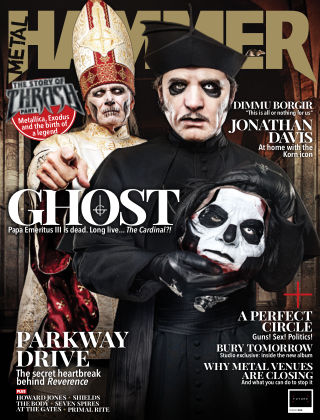 Metal Hammer June