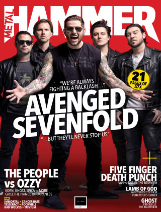Metal Hammer July
