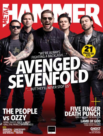 Metal Hammer May 24, 2018 00:00