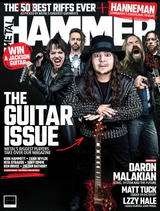 Metal Hammer August
