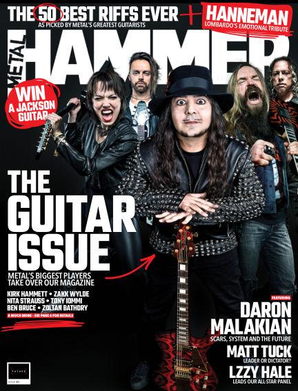 Metal Hammer June 21, 2018 00:00