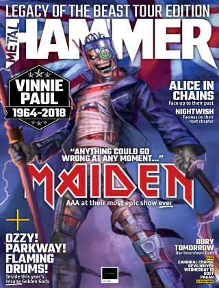 Metal Hammer Summer