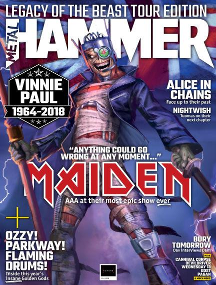 Metal Hammer July 19, 2018 00:00