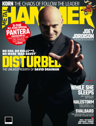 Metal Hammer September 2018
