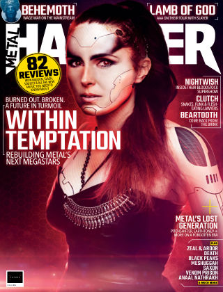 Metal Hammer October 2018