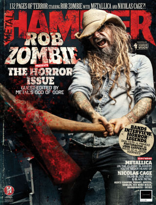 Metal Hammer November 2018