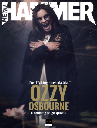 Metal Hammer Issue 318