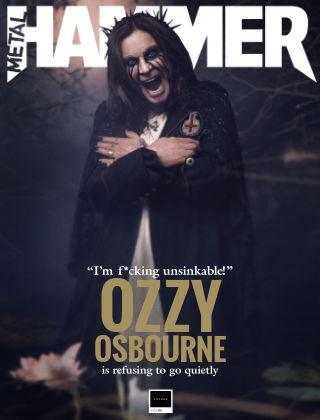 Metal Hammer Issue 318