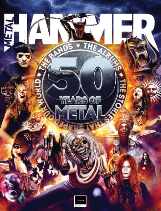 Metal Hammer Issue 319