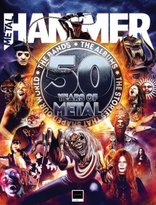 Metal Hammer Issue 319
