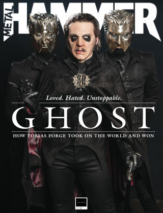 Metal Hammer Issue 320