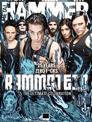 Metal Hammer Issue 321