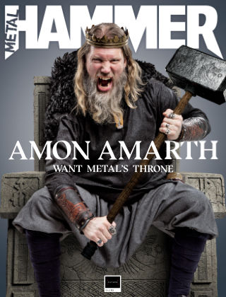 Metal Hammer Issue 322