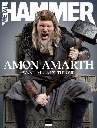 Metal Hammer Issue 322