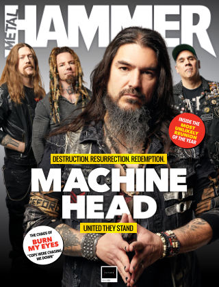 Metal Hammer Issue 323