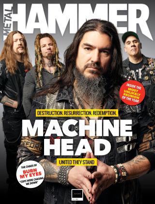 Metal Hammer Issue 323