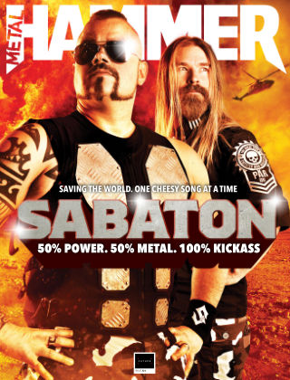 Metal Hammer Issue 324