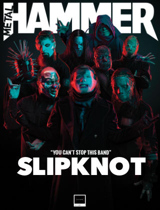Metal Hammer Issue 325