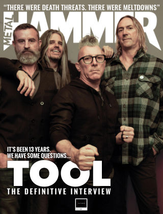 Metal Hammer Issue 326